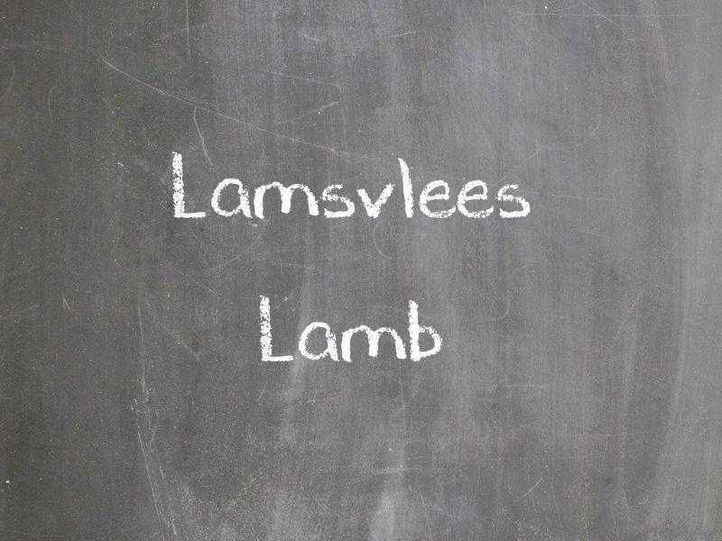 Lamsvlees