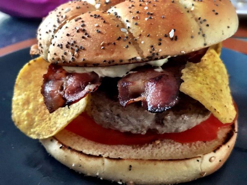 Hamburger Mexican way