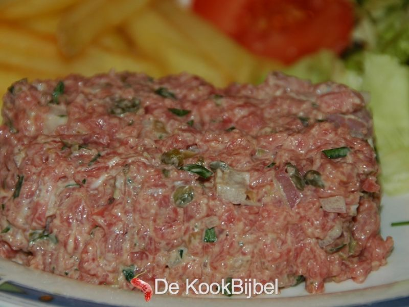 Steak tartare / Americain
