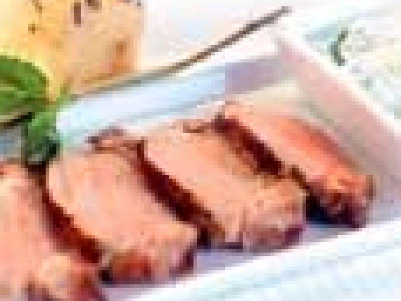 Filet de porc à la Libanais
