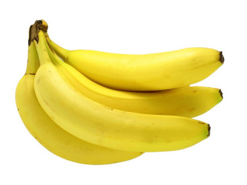 Banaan in Papillot
