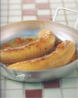 Gebakken banaan
