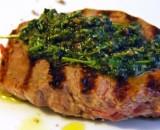 Biefstuk met ansjovis
