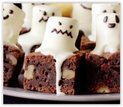 Bwonies spoken / Ghost brownies
