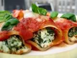 Cannelloni Spinazie & Ricotta