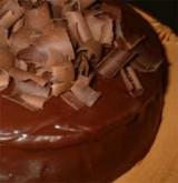 Chocoladetaart Jeroen