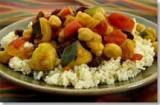 Couscous met gebakken groenten