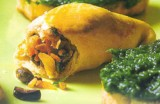 Empanada's met visvulling