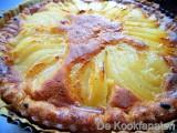 Frangipane taart met peer