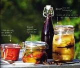 Pickles van radijs met gember en citroenkruid
