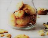 Koekjes met witte chocolade en macadamianoten
