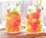 Meloenlimonade