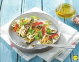 Zuiderse zomer pastasalade
