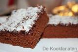 Pavé van chocolade