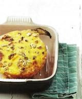 Geroosterde pompoen met Affligem-kaas