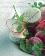 Salade van Radijs en Geitenkaas