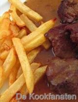 Stoofvlees met frietjes 'De Kookfanaten'