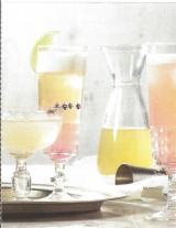 Biercocktail met gin en limoensap