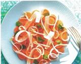 Carpaccio van wortel